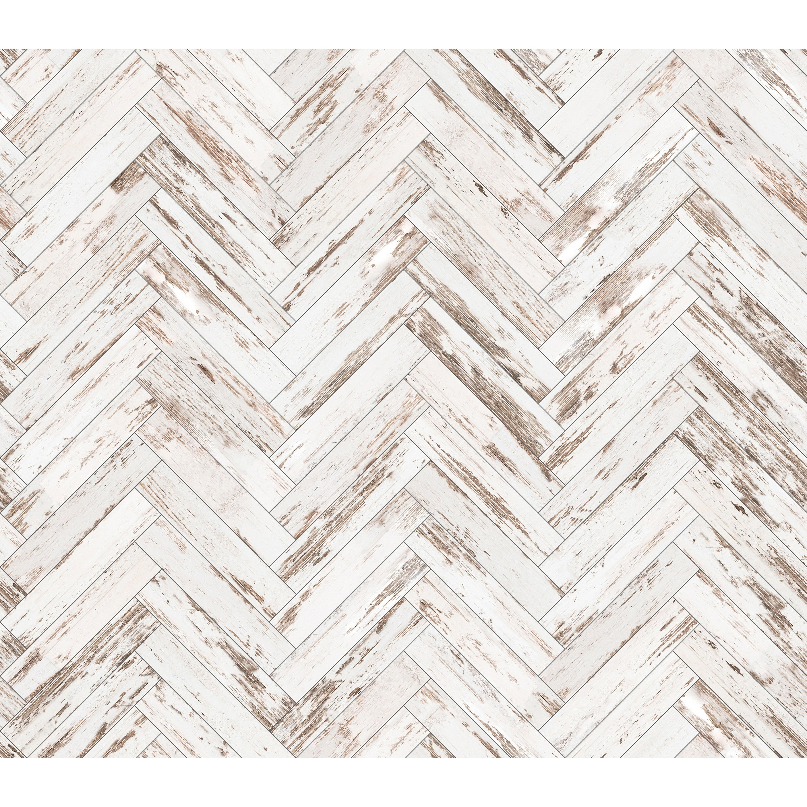 Shop Rustic Wood Parquet Removable Wallpaper 10 Ft H X 24 Inch W Overstock 31702842