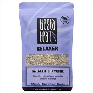 TIESTA TEA TEA LVNDR CHML RLXR POUCH-0.9 OZ -Pack of 6