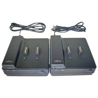 Fujitsu FPCBC035AP Fujitsu Battery Charging Station - 110 V AC, 220 V AC Input - Yes - 2