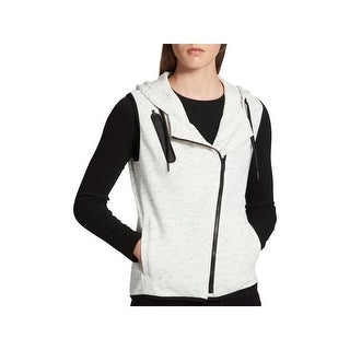 Calvin Klein Performance Womens Vest Hooded Fitness