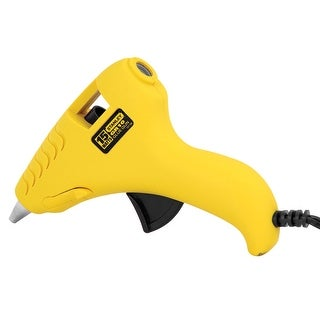 Stanley Glueshot Miniature Hot Melt Glue Gun, Yellow
