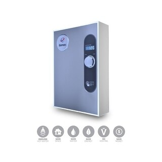Eemax HA018240 7 GPM 18 Kilowatt Whole House Electric Tankless Water Heater with 0.99 Energy Factor from the HomeAdvantage II