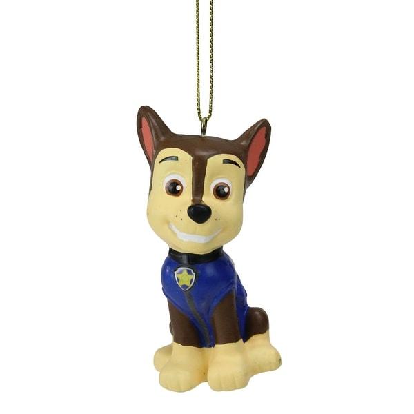 Paw Patrol Christmas Ornament.Shop 3 Blue Paw Patrol Chase Police Dog Christmas Ornament