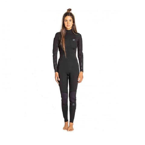 Billabong Womens 302 Furnace Syn Back Zip Gbs Wetsuit, Juniors