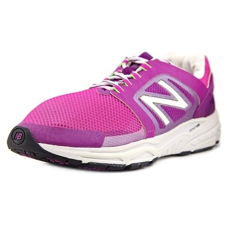 New Balance W3040 2E Round Toe Synthetic Sneakers
