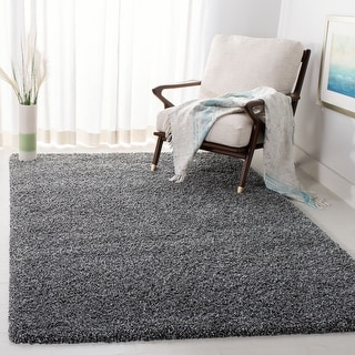 Safavieh Evolution Shag Gwenaele Solid Rug