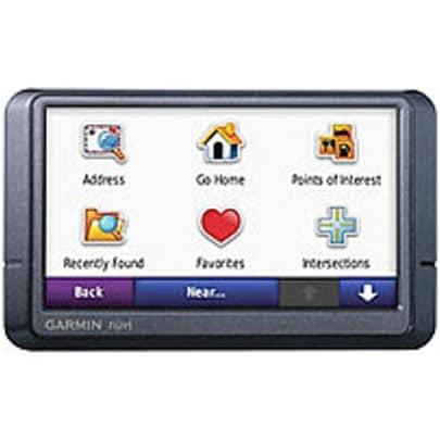Garmin Nuvi 010-00575-18 265WT 4 3-inch Automotive GPS - 480 x (Refurbished)