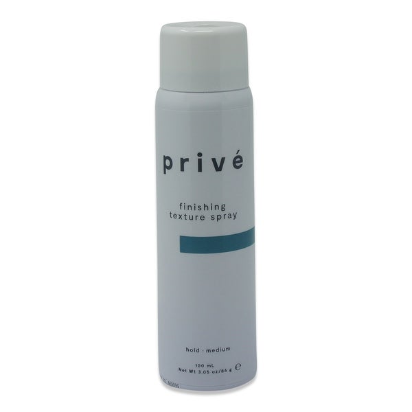 PRIVE Finishing Texture Spray 3.4 Oz