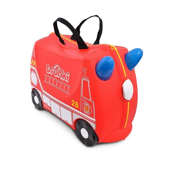 Frank The Fire Truck Trunki - Multi
