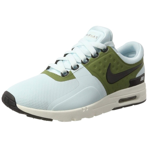 9d5af5af03e0 Shop Nike Womens Air Max Zero Low Top Lace Up Running Sneaker - Free ...