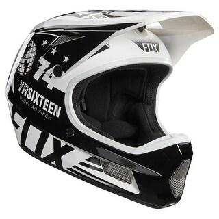 Fox Racing 2016 Rampage Comp Union Full Face Mountain Bike Helmet - 15999 - Blue