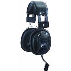 Padded Ear Head Phone W/Volume