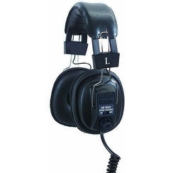 Padded Ear Head Phone W/Volume