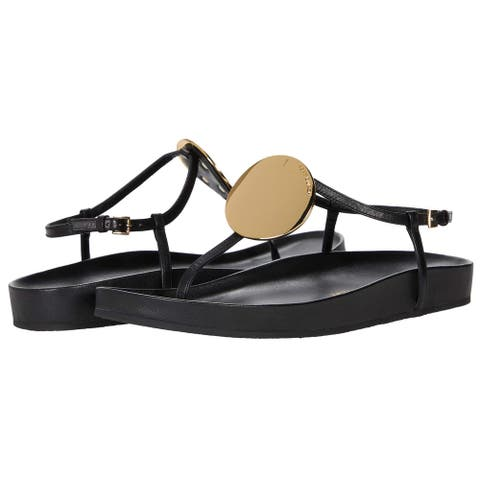 Tory Burch Womens Patos Thong Sandals Shoes