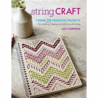 Ryland Peters & Small CIC-93611 String Craft Cico Books