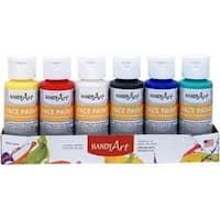 Primary - Handy Art Face Paints 2Oz 6/Pkg