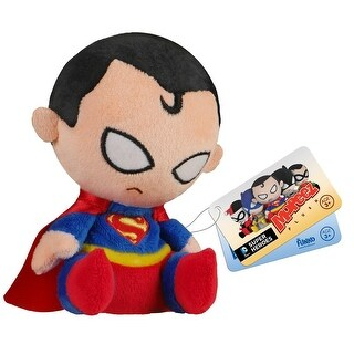 """DC Comics Mopeez Funko 5"""" Plush Superman - multi"""