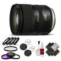 TamronSP 24-70mm f/2.8 Di VC USD G2 Lens for Canon EF International Version (No Warranty) Base Kit - black