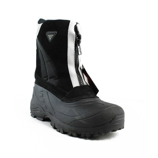 Shop Totes Mens Jorge-M Black Snow Boots Size 8 - Free Shipping On ... e74697e84f51