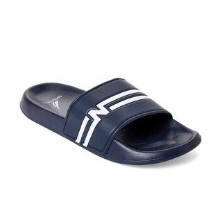 Nautica Men Kingston Slide Sandals - True Navy