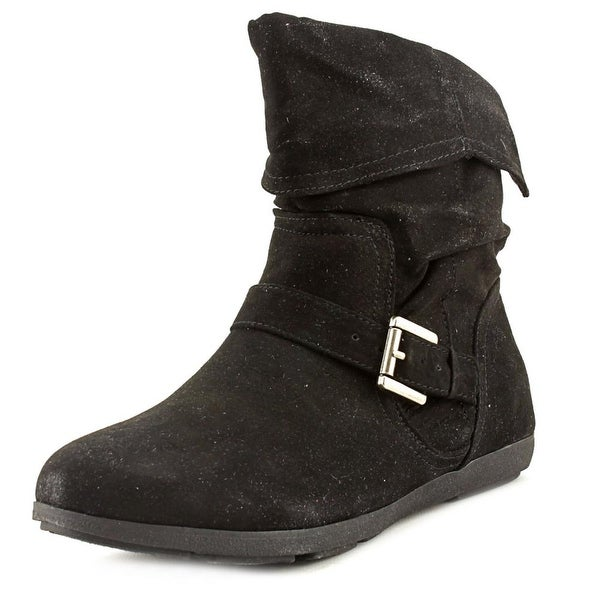 Rampage Brunella Women  Round Toe Canvas  Ankle Boot