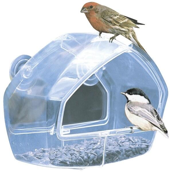 Perky-Pet Window Bird Feeder