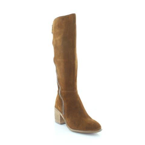 Carlos by Carlos Santana Ashbury Women's Boots Mustang - 6.5