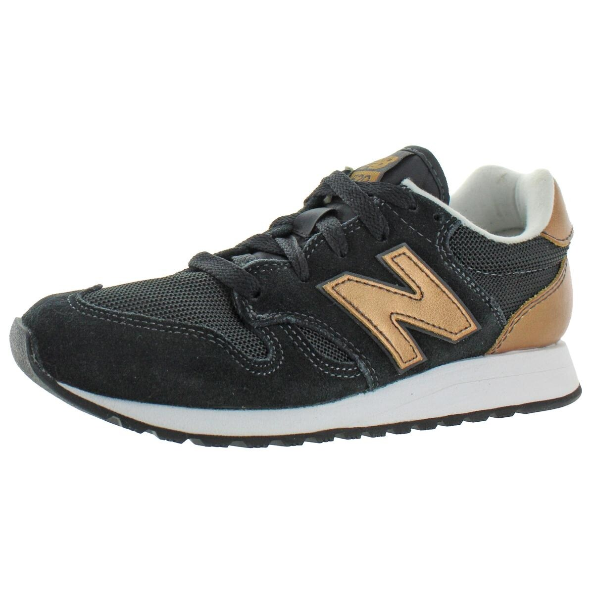 New Balance Women's WL520 Suede Casual Lifestyle Athletic Sneakers Shoes
