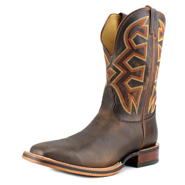 Nocona Frida Men Square Toe Leather Western Boot