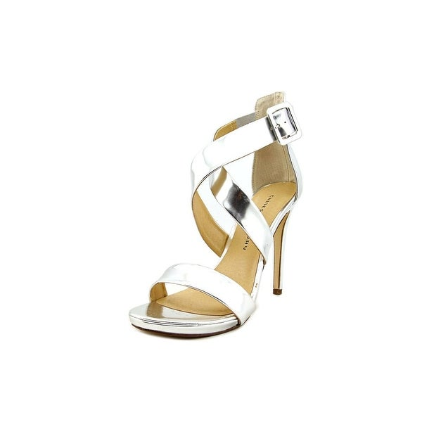 Chinese Laundry Black Jack Women Open Toe Synthetic Sandals