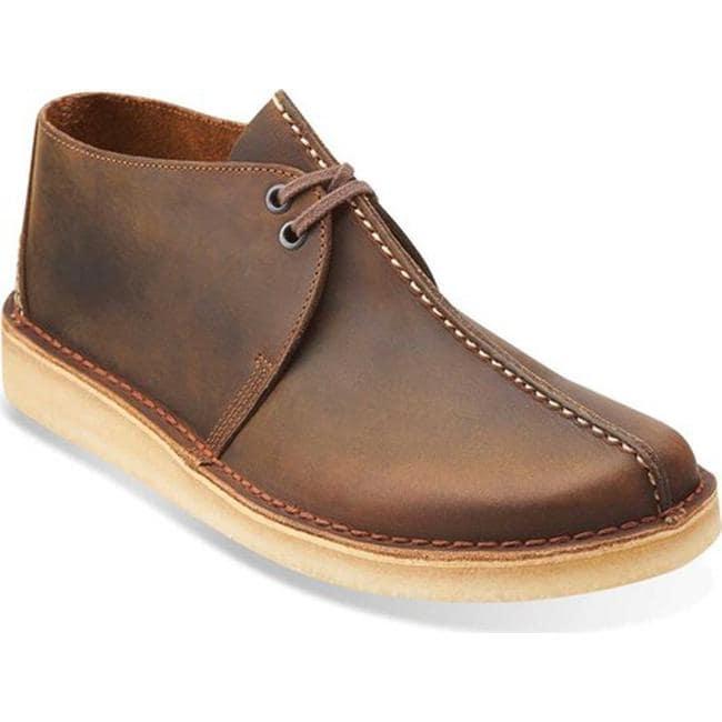 Clarks ORIGINALS Desert Trek Mens Casual Shoes in Beeswax 13 US