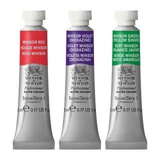 Winsor & Newton - Professional Watercolor - 5ml Tube - Winsor Blue Red Shade