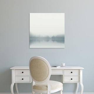 Easy Art Prints Nicholas Bell's 'Distant Shore' Premium Canvas Art