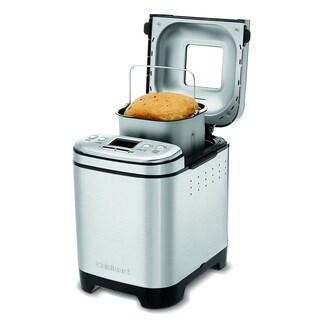 Cuisinart CBK-110 Compact Automatic Bread Maker, Silver