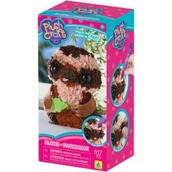 Sloth - Plushcraft Fabric Fun Kit