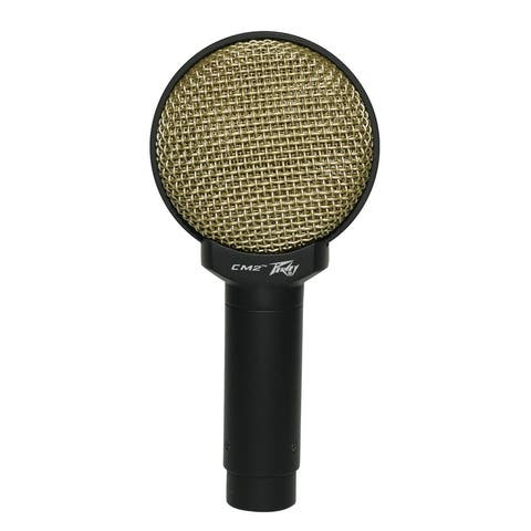 Electret Condenser Mic Cardioid Microphone Ideal For Instruments