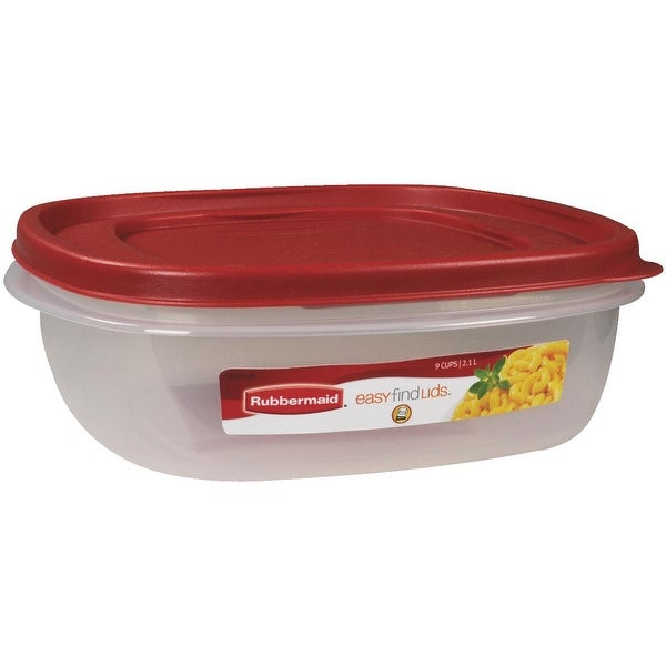Shop Rubbermaid 9 Cup Food Container - Free Shipping On Orders Over $45 Overstock.com 12261259