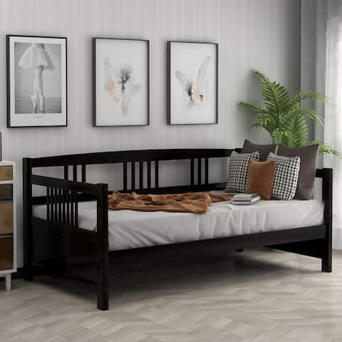 Twin Modern Solid Wood Multifunctional Daybed
