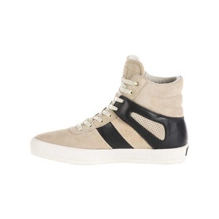 Creative Recreation Moretti Sneakers in Tan Navy (Option: 12)