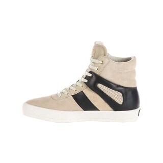 Creative Recreation Moretti Sneakers in Tan Navy
