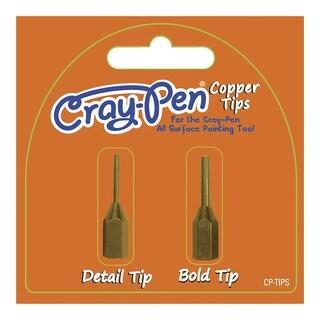 Surebonder Cray-Pen Replacement Tips, Set of 2