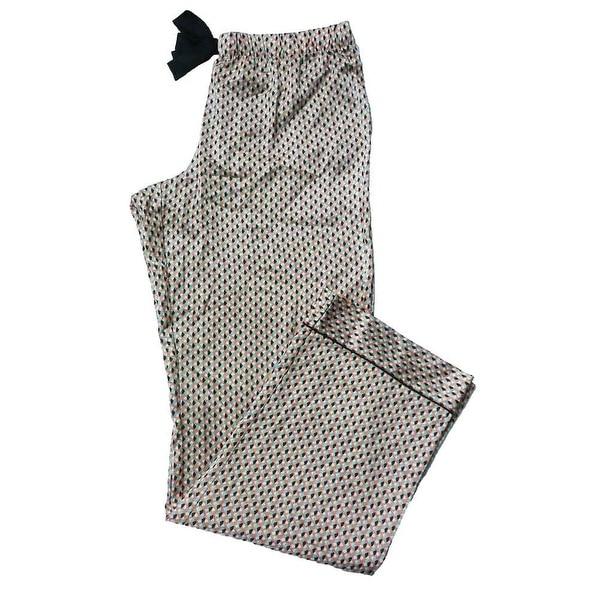 d58e8ad04a3af Shop Victoria's Secret 1PC Pajama Long Sleep Pants Satin - Free ...