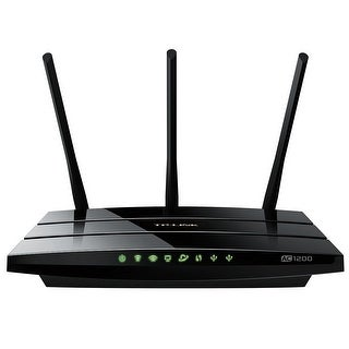 Tp-Link Archer C1200 Dual Band Wireless Ac1200 Gigabit Router