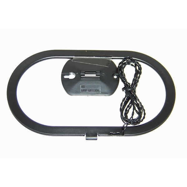 OEM Kenwood AM Loop Antenna Originally Shipped With: 106-VR, KRV7070, KR-V7070, RA100, RSE7, 105VR, 105-VR