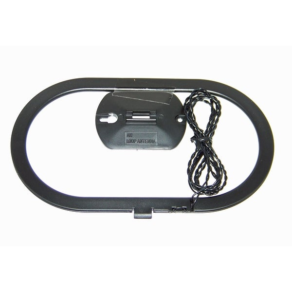 OEM Kenwood AM Loop Antenna Originally Shipped With: CNTR104, CNTR55, VR309, VR-309, KRV7080, KR-V7080, VR207