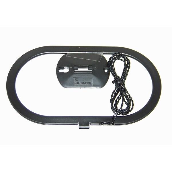 OEM Kenwood AM Loop Antenna Originally Shipped With: VR-207, KR897, KR-897, KRV5090, KR-V5090, KT594, KT-594