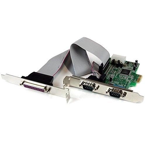 Startech - Pex2s5531p 2S1p Pcie Parallel Serial Comboncard With 16550 Uart