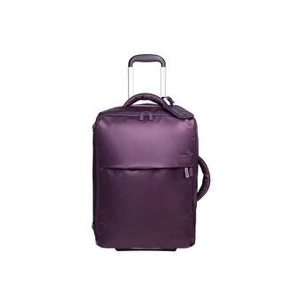 Lipault Luggage 0% Pliable 20-Inch Upright, Purple