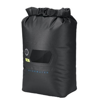 Mustang bluewater 15 liter roll top dry bag black