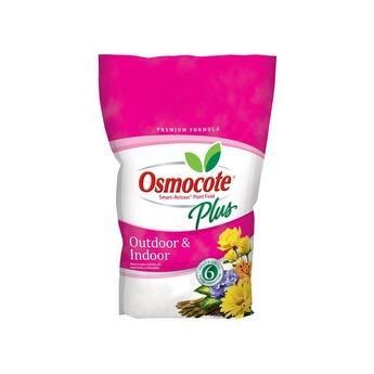 Osmocote 274850 Plus Indoor Outdoor Smart Release Plant Food, 8 Lbs